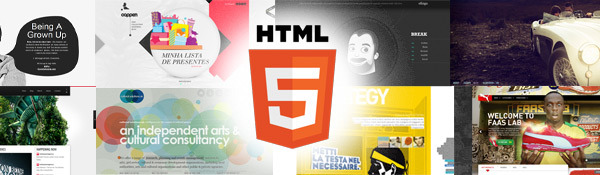 여기 38개의 HTML5로 디자인된 사이트들이 여러분의 영감을 돋구어줄 것입니다.(번역)