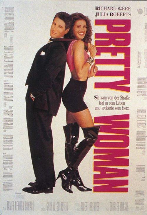 귀여운 여인  (Pretty Woman, 1990)