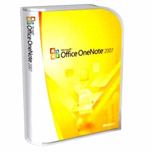 비즈니스 메모 전문 프로그램, Microsoft One Note 2007