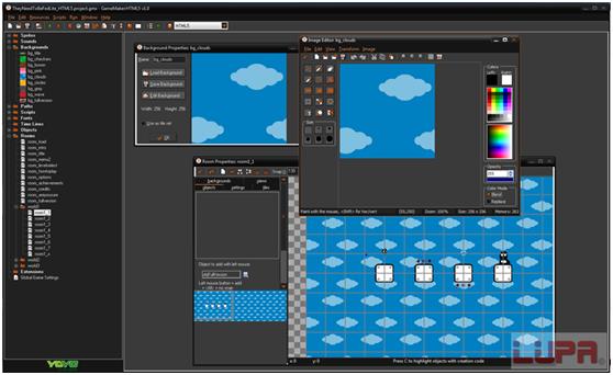 HTML5 게임을 빠르게 만들 수 있는 제작툴 추천 3가지