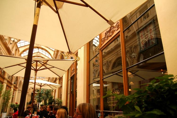 [유럽여행/파리] DAY1 – 갤러리 비비안(Galerie Vivienne), A Priori The에서 점심