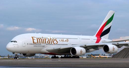 서울 에어쇼, 에어버스 A380 시범비행