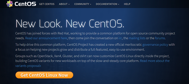 Windows 2012 서버 -> Cent OS 7 로 서버이관 : 익숙함을 버리다.