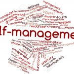 16772705-Abstract-word-cloud-for-Self-management-with-related-tags-and-terms-Stock-Photo