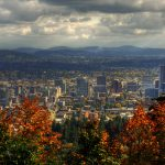 USA_Houses_Mountains_Autumn_Clouds_Portland_Cities_2700x1800