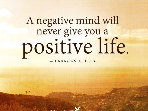 긍정적인 삶,